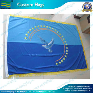 Custom Printed Advertising Banner Flag pictures & photos