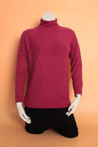 Yak Wool Pullover Sweaters/ Cashmere Garment/Knitwear /Fabric/ Wool Textile pictures & photos