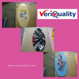 Skimboard Quality Control Inspection Service at Yuyao, Zhejiang pictures & photos