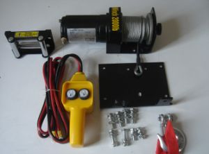 Electric Winches for ATV Boat Trailer pictures & photos