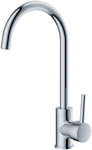 Most Popular Brass Kitchen Faucet