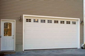 Automatic Garage Door with Good Quality Industrial Door pictures & photos