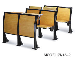 University Classroom School Desk and Chair Furniture (ZN15-2) pictures & photos