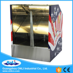 Commercial Nachos Warmer Showcase Machine pictures & photos