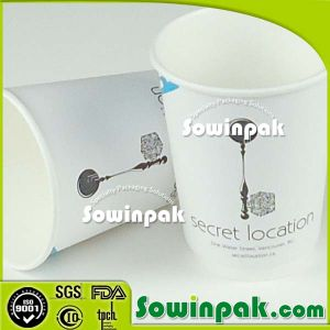 Double Wall Paper Cups with Printing