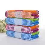 Cotton Jacquard Towel Bathtowel Towellling Coverlet (xinya004)