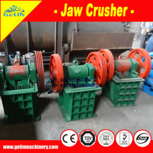Small Diesel or Electric Engine Rock Jaw Crusher Price pictures & photos