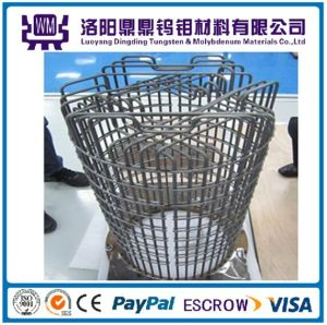 High Quality Best Price Tungsten Birdcage Heater for Vacuum High Temperature Furnace pictures & photos
