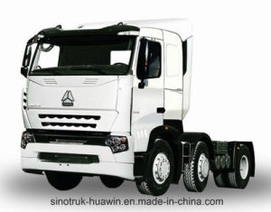 Sinotruk HOWO A7 6X2 Tractor Truck pictures & photos