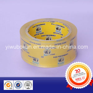 Bokun Super Clear Tape for Carton Package pictures & photos
