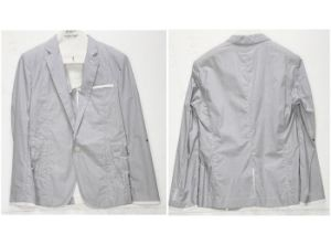 Men′s Thin Leisure Suit (26)