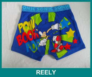 Fashion Denim Shorts for Boys (B043)