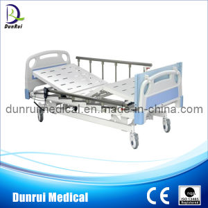 Hospital Electric Three Functions Bed Hospital Furniture (DR-B539-1)