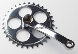 High Quality Chainwheel and Crank (CK-024) pictures & photos