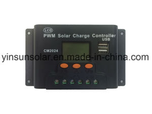 20A Intelligent Solar Charge Controller for PV System pictures & photos