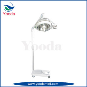 Standing Type Shadowless Operating Light with Battery Optional pictures & photos