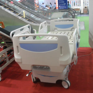 (CE, ISO) Multi-Functional Electric Patient Bed/Medical Bed/Hospital Bed pictures & photos