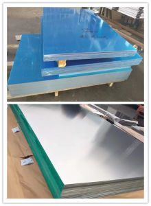 Aluminum Sheet Alloy 5754 Ho for Auto Parts pictures & photos