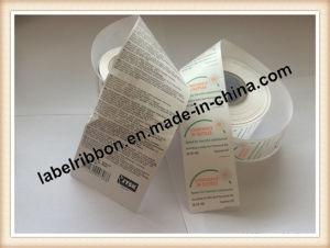Oeko-Tex Label Printing 100% Cotton Canvas Tape (CC2402) pictures & photos