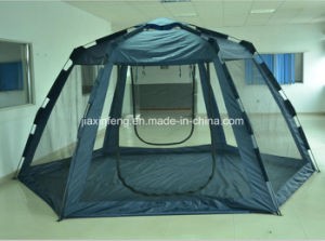 Hex Automatic Tent with 2 Layers pictures & photos