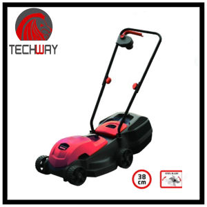 1600W Electric Lawn Mower (TWLM1600EB) pictures & photos
