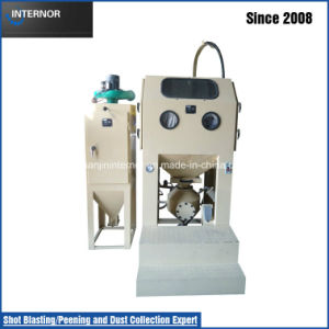 Manual Press-in Type Sand Blasting Machine