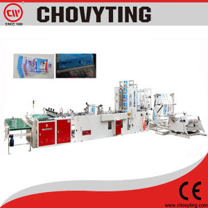 Ziplock Bag Making Machine (CW-800SBD) pictures & photos