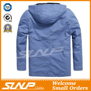 Men Casual Hoody Fashion Padding Winter Jacket