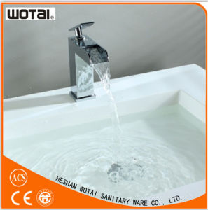 Chrome Finished Basin Tap Basin Mixer (GS3001-BF) pictures & photos