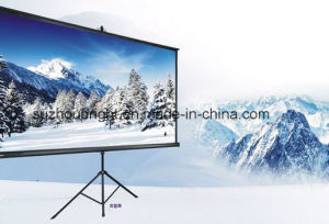 Portable Screen Projection Portable Projector Screen