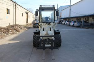 Mini Wheel Loader Sale with Pallet Fork Best Quality Great Price pictures & photos