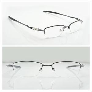 Half-Rim Eyewear/Titanium Optical Frames Drillbit0.5 Ox3143 pictures & photos