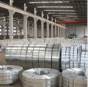 High Precise Steel Tape for Cable Shielding/Steel Strip for Cable Armoring pictures & photos