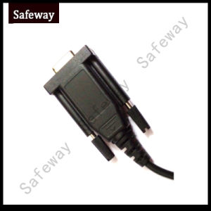 Two Way Radio Programming Cable for Ht1000 pictures & photos