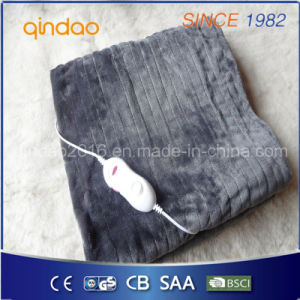 Auto Timer Adjustable 10 Heat Settings Electric Throw Blanket pictures & photos