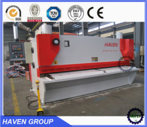 QC11Y Shearing Machine Manufacturer pictures & photos