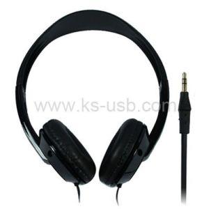 3.5mm Plug Stereo Headphones (KEP-5010)
