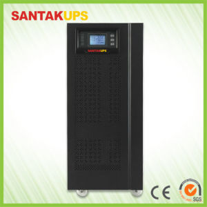 LCD High Frequency Online UPS 1kVA/2kVA/3kVA with Excellent Quality pictures & photos