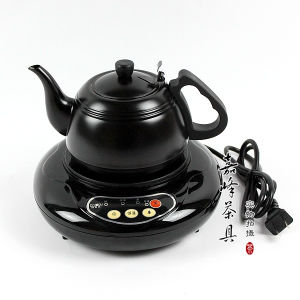High Quality Electric Ceramic Tea Kettle pictures & photos