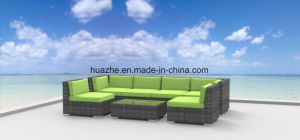 Wicker Patio Sofa Outdoor Chair Table Home Garden Wicker Furniture Rattan Furniture pictures & photos