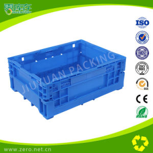 Plastic Folding Plastic Crate for Workhouse Logistic Transportation
