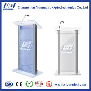 Lectern LED Light Box with Mircophone- LECTN