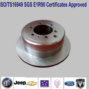 Auto Parts Brake Discs for Honda Cars pictures & photos