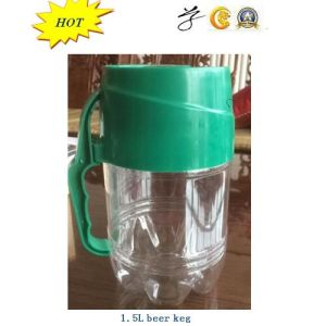1.5L Plastic Beer Keg with Best Quality pictures & photos