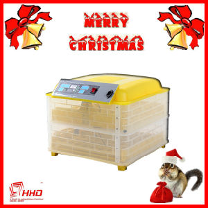 CE Certificate Mini Poultry Egg Incubator Automatic Small 96 Egg Incubators Hatchery Machine (EW-96A) pictures & photos