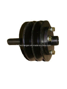 AC Adjust Pulley for Chang an, Yutong, Higer, Kinglong Bus pictures & photos