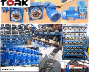 RV Worm Helcial Gearbox pictures & photos
