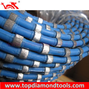 Diamond Wire for Cutting Granite Block pictures & photos