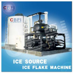 35tons Capacity Flake Ice Making Machine pictures & photos