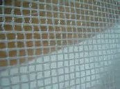 Mesh PE Tarp Material for Scaffolding pictures & photos